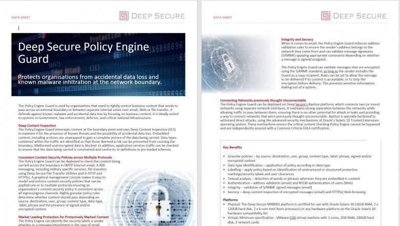 Policy Engine Guard
