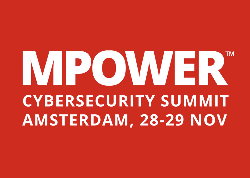 MPOWER Cyber Security Summit Amsterdam 28-29 November 2017