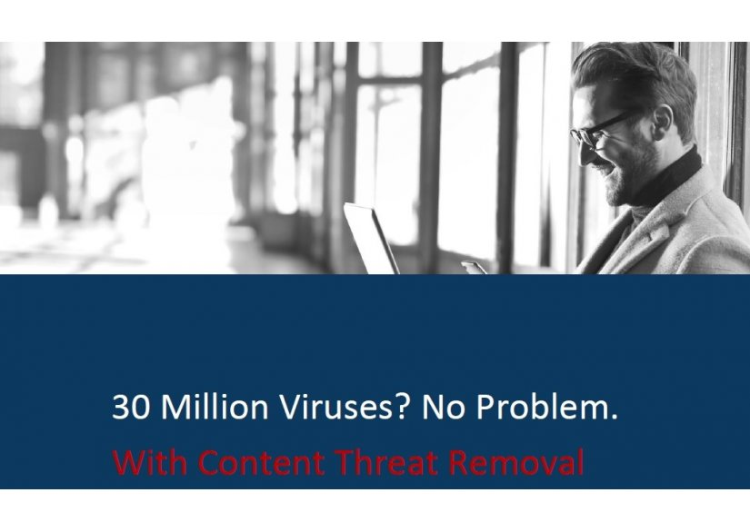 30 Million Viruses? No problem!