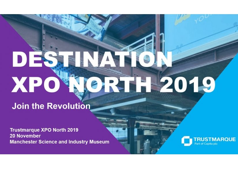 Join us at Trustmarque's Xpo North 2019
