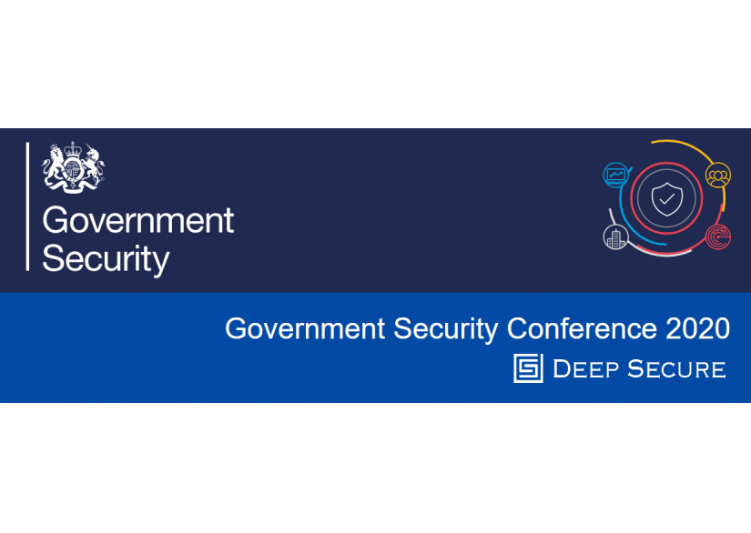 Join Us at Government Security 2020