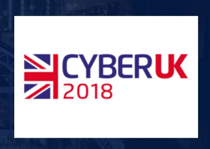 Join the Team at Cyber UK 2018 - Manchester Central - 10 Apr 2018 to 12 Apr 2018