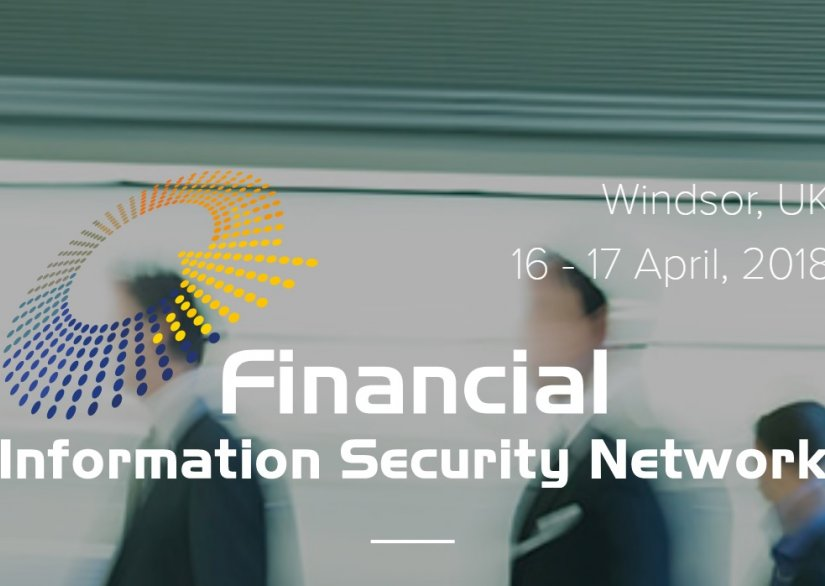 See you at the Financial Services Information Security Network