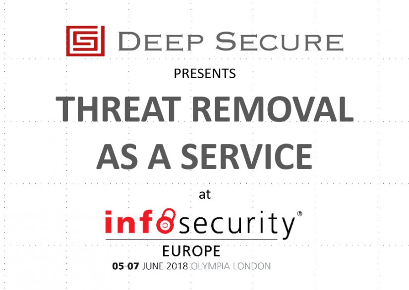 InfoSec 2018: PDF Threat Removal as a Service
