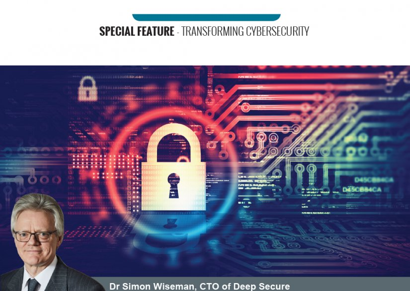 In the press: Deep Secure Special Feature - Finance Monthly