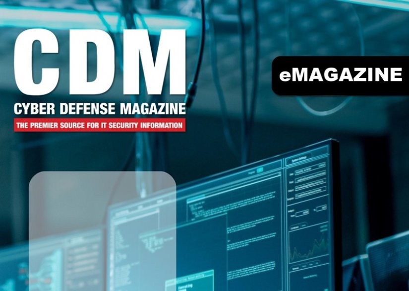 In the press: Deep Secure feature - Cyber Defense Magazine