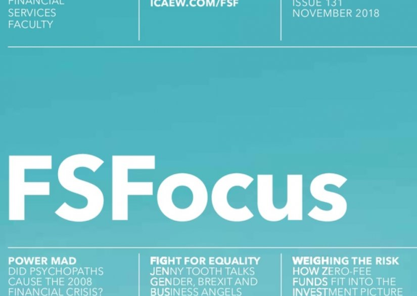In the press: Dangerous Territory - FS Focus Magazine