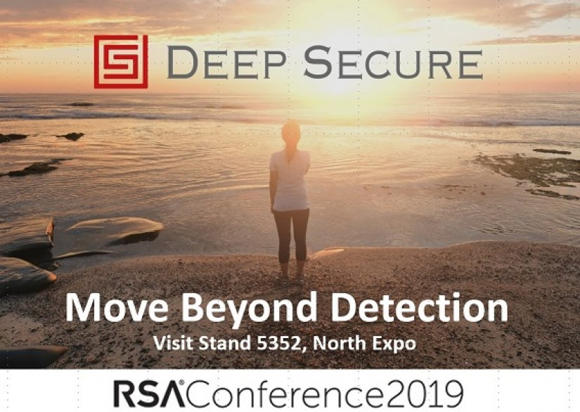 Visit Deep Secure at RSA Conference 2019