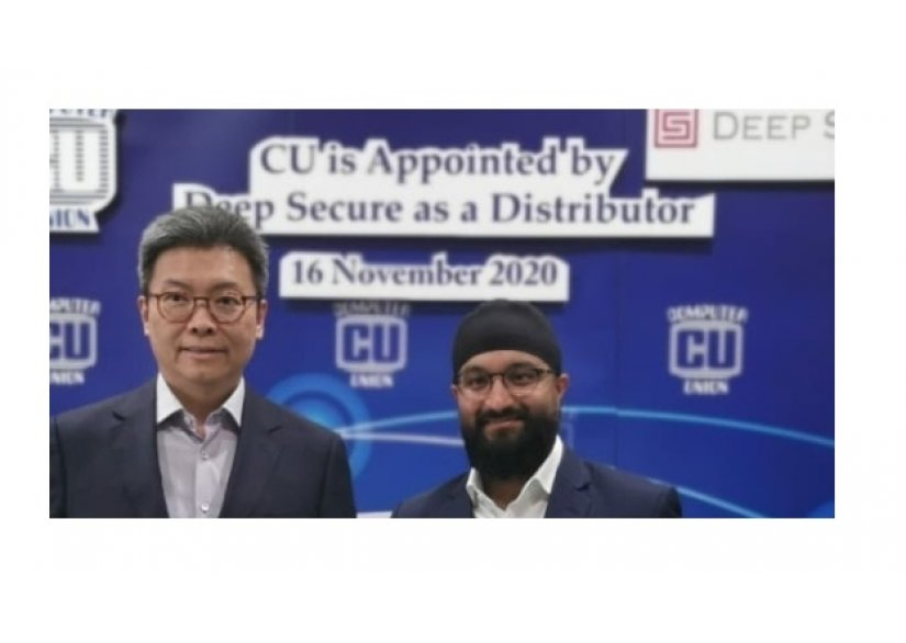 Deep Secure and Computer Union Team up to Remove the Cyber Threat to Thai Businesses